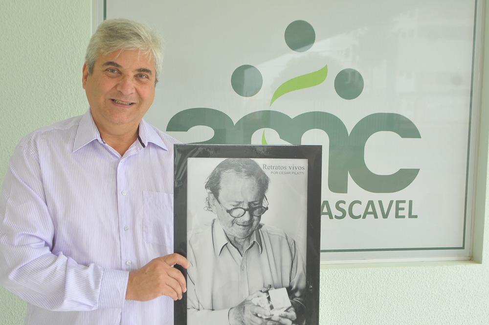 Dr. Márcio fará entrega para Dr. Acácio