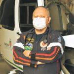 Serviço de emergência médica em época de pandemia