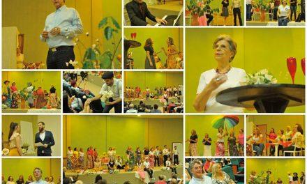 Associação Médica de Cascavel (AMC) recepcionou homenagem ao Dia internacional da mulher