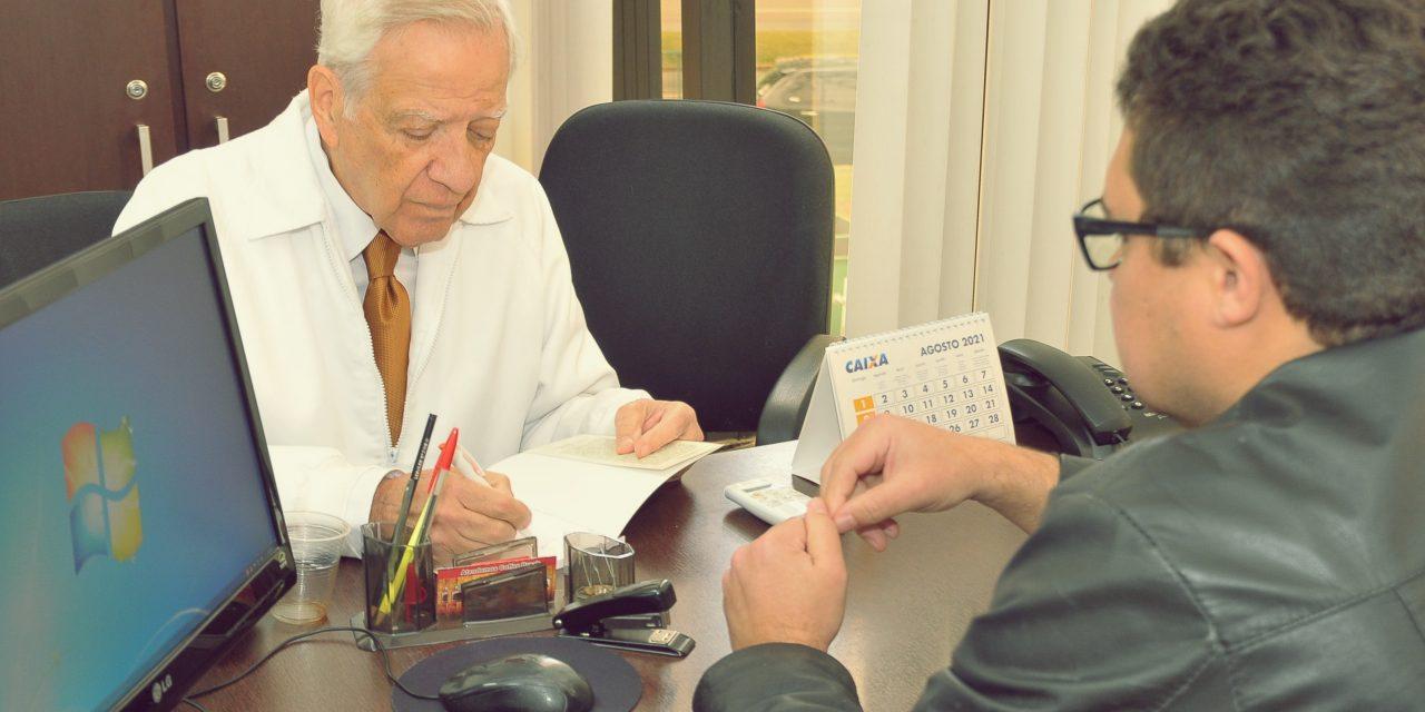 Dr. Jesus em visita a Câmara Municipal de Cascavel